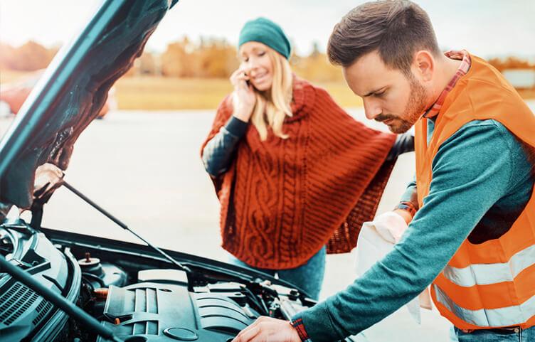 Bewertungen von Fahrzeugen zum Verkauf oder Rückgabe